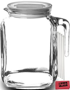 Hermetic by Paksh Novelty Iced Tea Pitcher