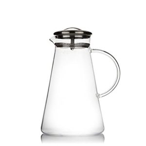 Hiware 68 Ounces Glass Iced Tea Pitcher Review