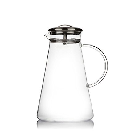 Hiware 68 Ounces Iced Tea Pitcher