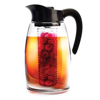 Iced Tea Pitcher with infuser