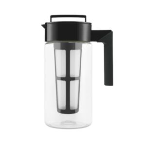 Takeya 1 Quart Black Iced Tea Pitcher Review